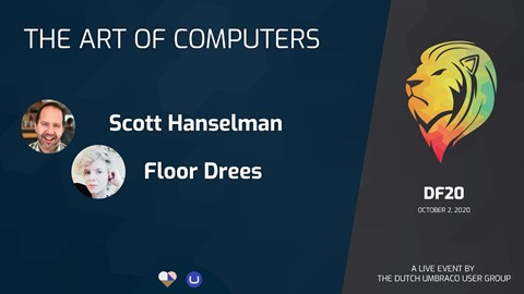 The Art of Computers with Scott Hanselman and Floor Drees
