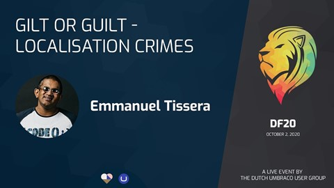 GILT or GUILT - Localisation Crimes