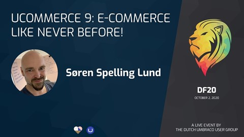 Ucommerce 9: E-commerce like never before!